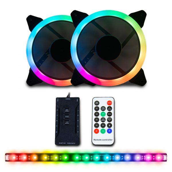 Lighting RGB Combo Fan Spectrum